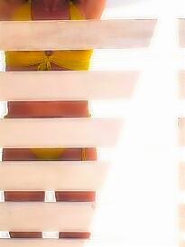 sole a strisce