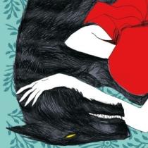 Cappuccetto rosso - lupo-