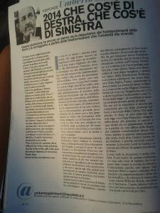 Galimberti risponde a Paolo Izzo