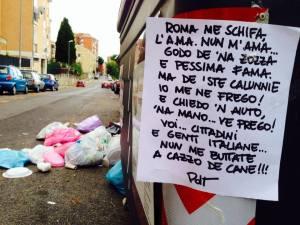 Roma me schifa